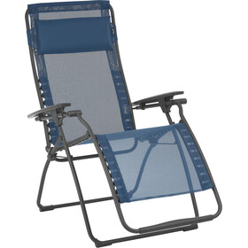 Lafuma Mobilier Futura Camp Stool Batyline grey/blue